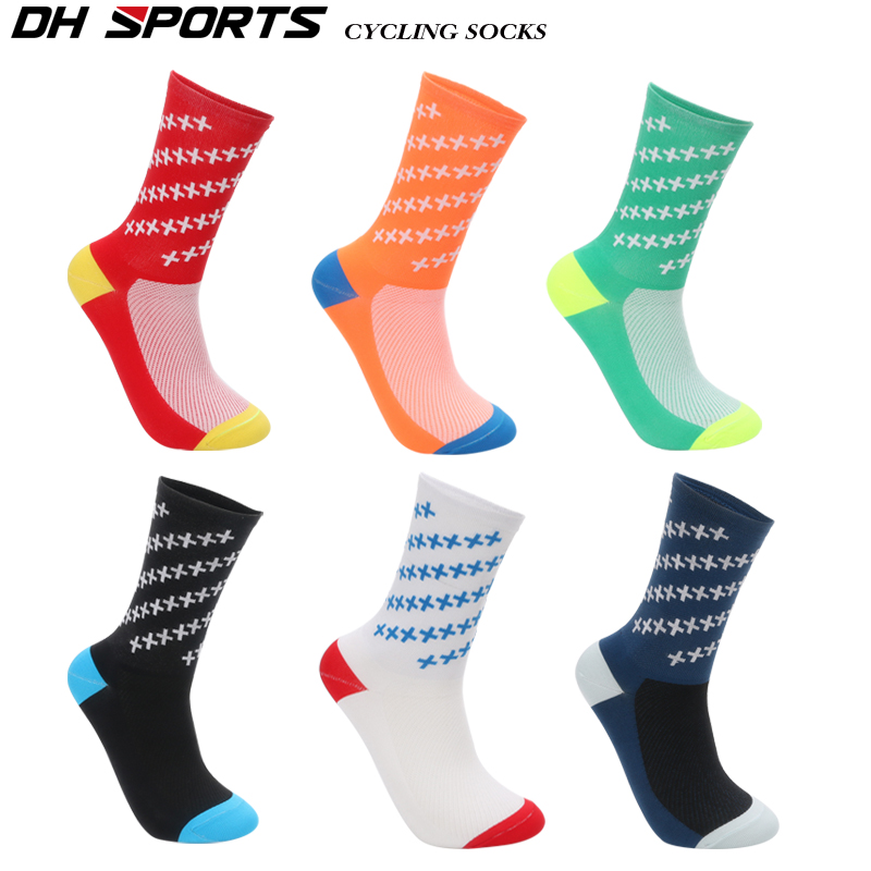 Protect Wrist For Cycling Moisture Control Elastic Sock Tube Socks Taekwondo Sport Athletic Soccer Socks