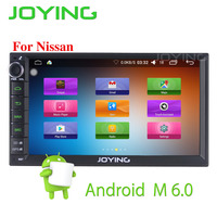 Latest 2Din 7 Android 6 0 Car Radio For Tiida Video Player For Qashqai Car GPS