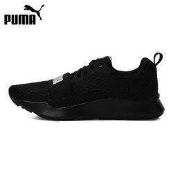 Oryginalny nowy nabytek PUMA Wired męskie buty na deskorolkę Sneakers
