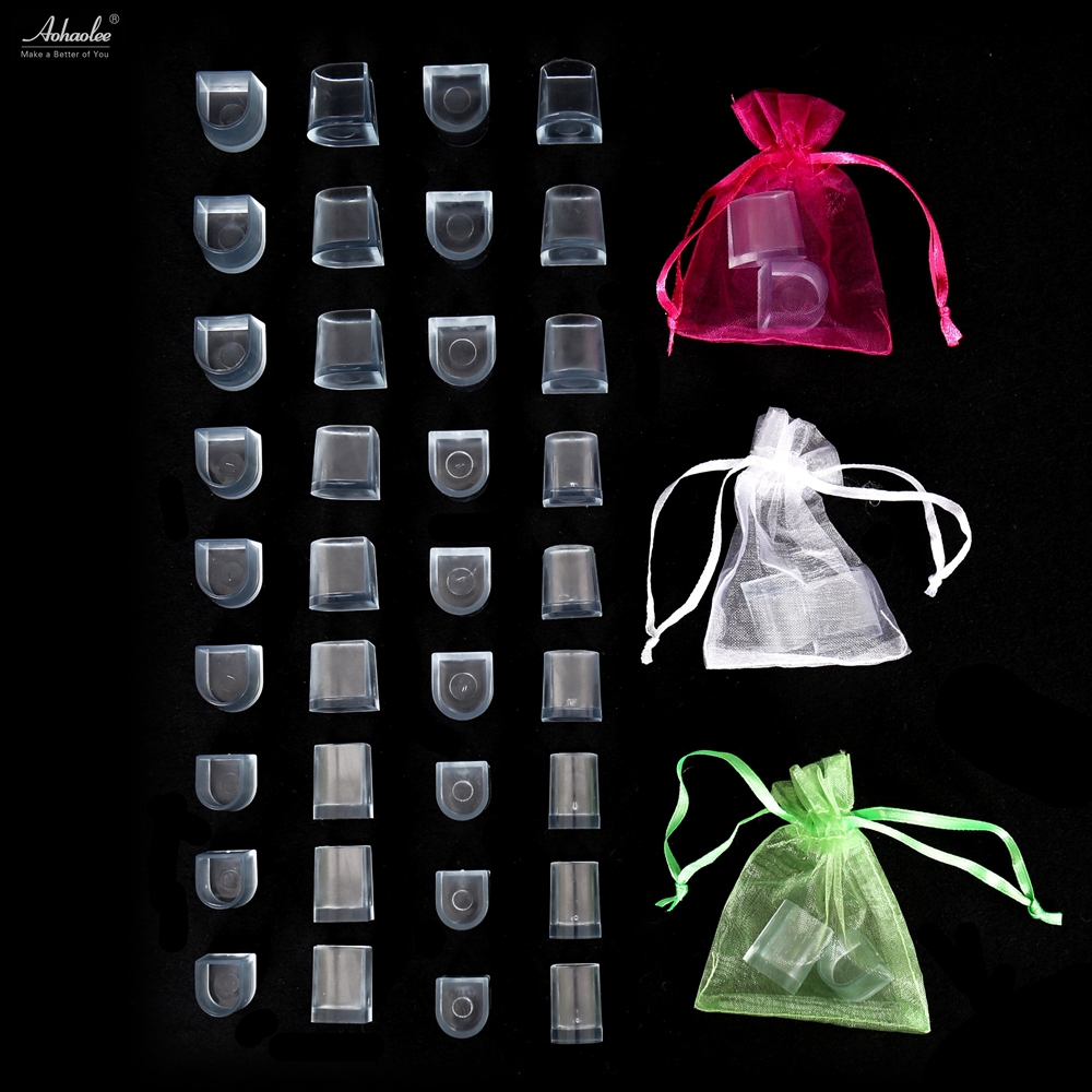 Aohaolee 10 Pairs / Lot Heel Stopper High Heeler No Sinking Shoe Cap Heel Protectors For Bridal Wedding Party And Outdoor Events