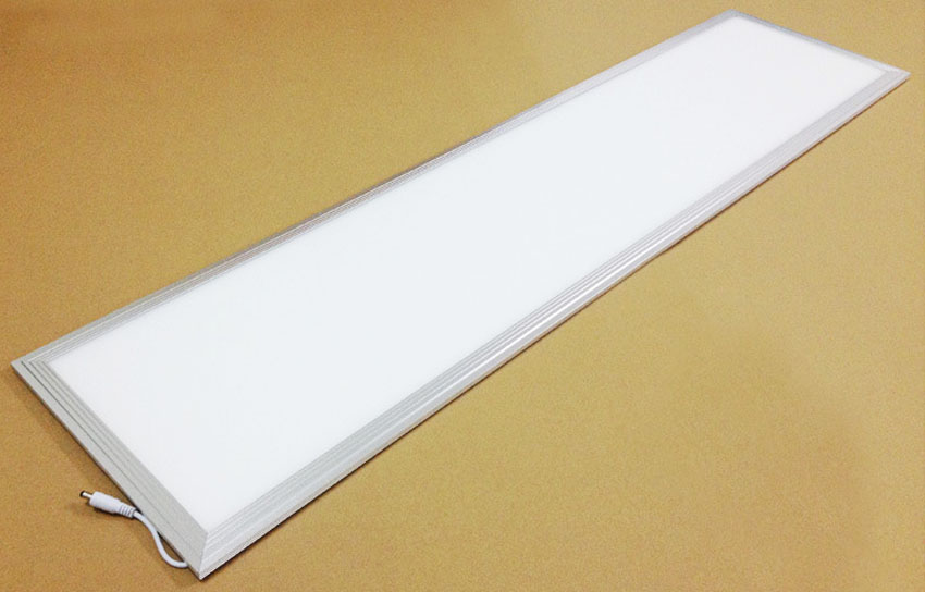 Mordern Bright LED Panel Light Lamp Square LED Ceiling Panel Light For Living Room Dining Room 300x1200MM 5PCS/lot Free Shiping 150pcs square led panel light 600x600 mm smd3014 40w 60x60 ceiling lights aluminum focus led