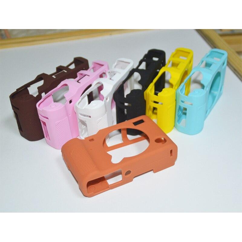AYdgcam Soft Silicone Camera Case PVC Cover for Fuji XA3 XA10 XA-5 Fujifilm XA5 XA3 Pretective Rubber Case For Fujifilm XA10 XA5 hk audio cover l5 112 xa