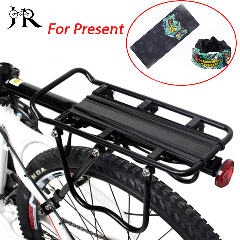Multifunction Quick disassembly Bike Rear Racks Aluminum Alloy Mountain MTB Bike Luggage Rack Adjustable Manned Riding Carrier цена 2017