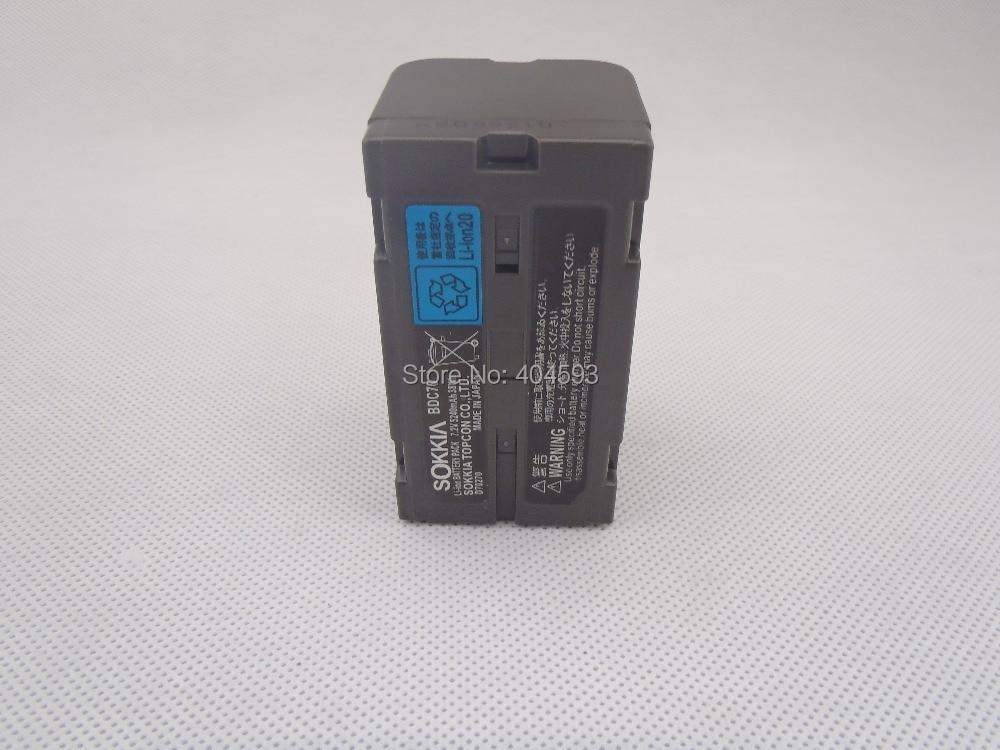 Samsung akkumulátor mag SOKKIA / TOPCON BDC70 Li-ion akkumulátor - Mérőműszerek - Fénykép 4