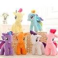 1 unids 25 cm unicornio de peluche juguetes de la muñeca para niños minecraft mi encantador lindo caballito de juguete unicornio de Peluche juguetes de Peluche regalos D040