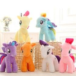 1pcs 25cm plush unicorn doll toys for children minecraft my cute lovely little horse toy plush.jpg 250x250