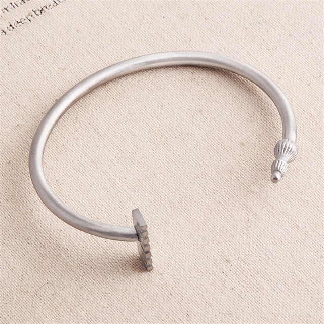 Chinese Style Journey to the West of weapons weapons Pig nine nail palladium retro enlightenment bracelet JBR077
