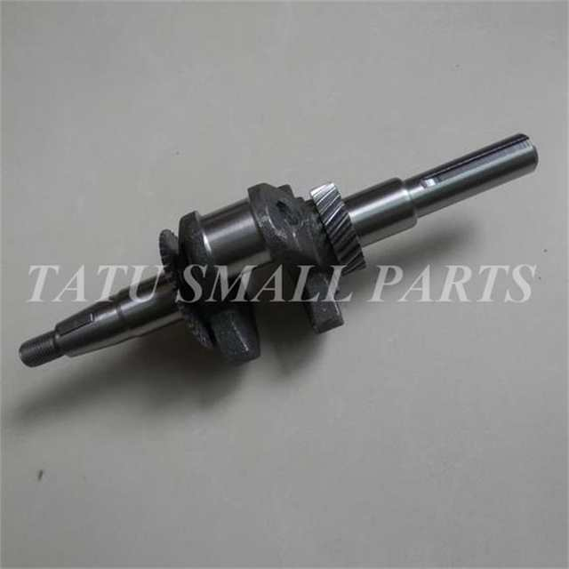 GX200 CRANKSHAFT FORGING STEEL Q TYPE 19 05mm FOR HONDA & MORE 4 STROKE  196CC 6 5HP CRANK SHAFT WATER PUMP 2KW MIST DUSTER