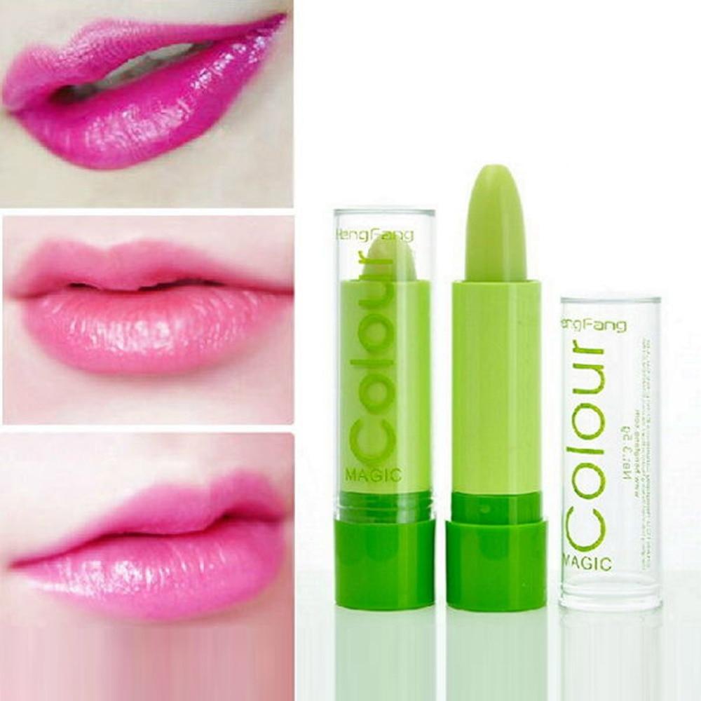 1Pcs Magic Colour Temperature Change Color Lipstick -9166