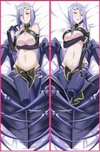 Anime pillowcase Monster Musume no Iru Nichijou sexy girl Rachnera Dakimakura body pillow cover case hugging body pillowcase цена
