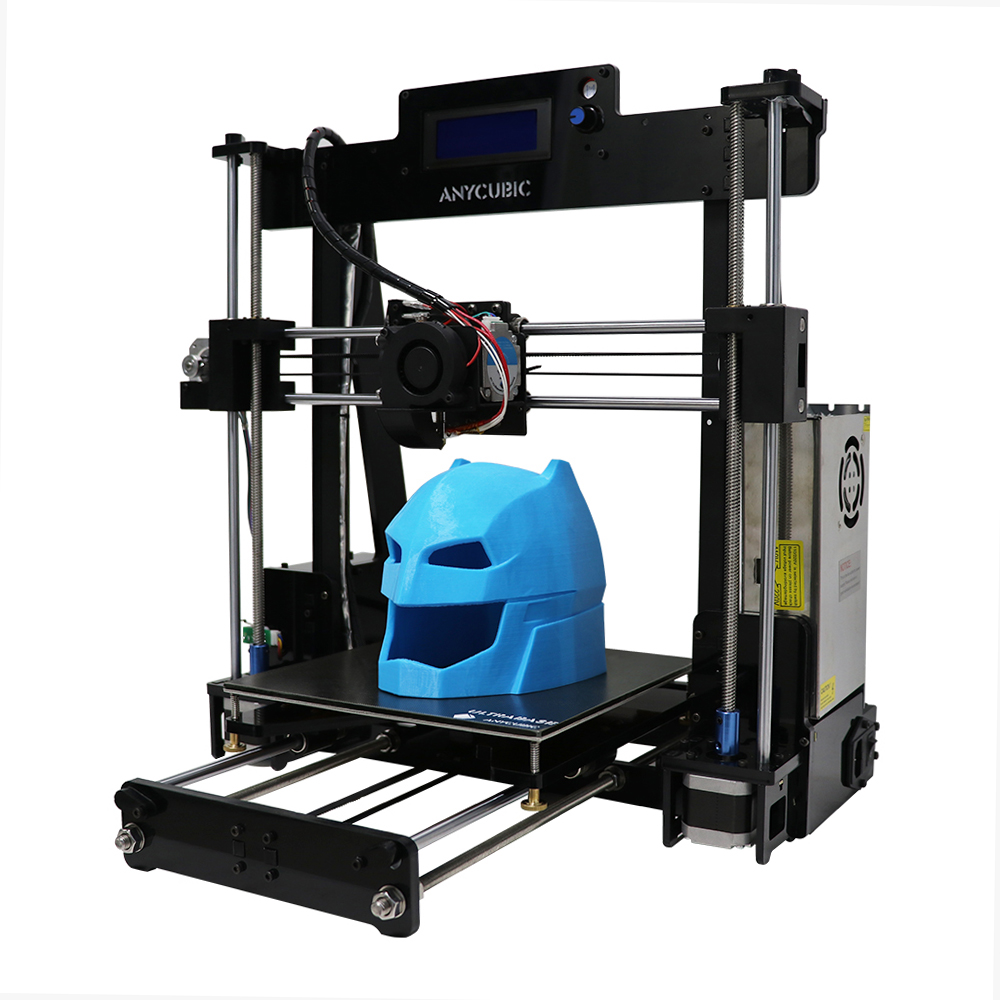 Anycubic 3D printer impresora 3d Newest Upgrade imprimante 3d Prusa i3 3d printer Kit High Precision Ultrabase Platfrom (15)