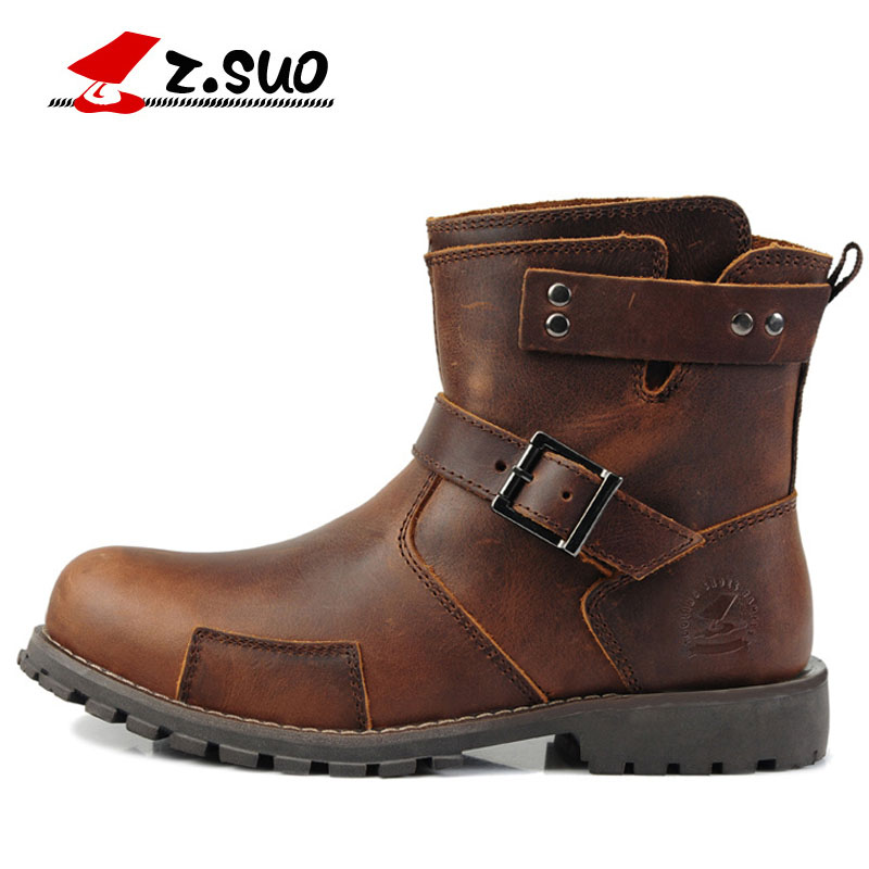 New Men's Moto England Martin Boots Genuine Leather Men Motorcycle Boots  Motorbike Motorcyclists Road moto shoes new england textiles in the nineteenth century – profits