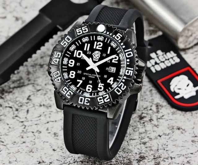 EDC.1991 Survival Watch  Bracelet Waterproof Watches For Men Women Camping Hiking Military Tactical Gear  Outdoor Camping tools 3