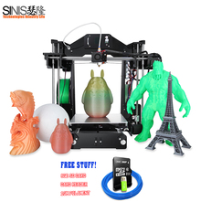 Laser Engraver 3D printers Large Building Size 220*220*240MM Auto Change Material Intelligent Leveling Smart Feeding 3d Printer 1 44 inch lcd display 3d printer 2 in 1 laser engraving machine pla auto change material intelligent leveling diy kit 3d printer