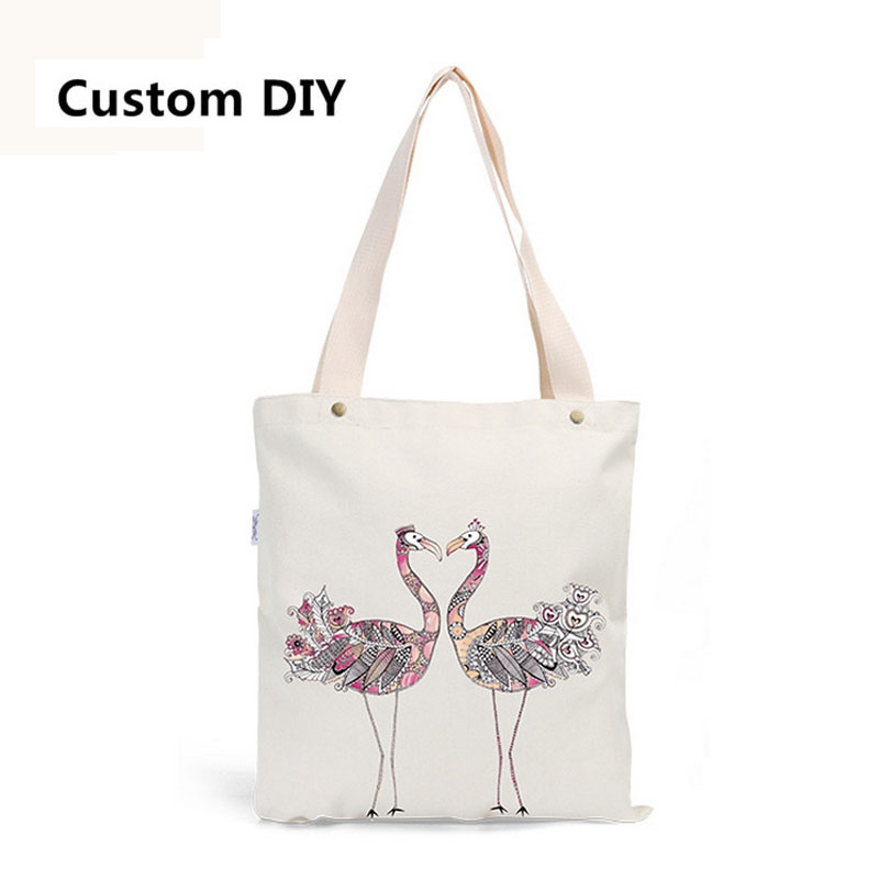 Online Buy Wholesale customized canvas tote bags printing from ...