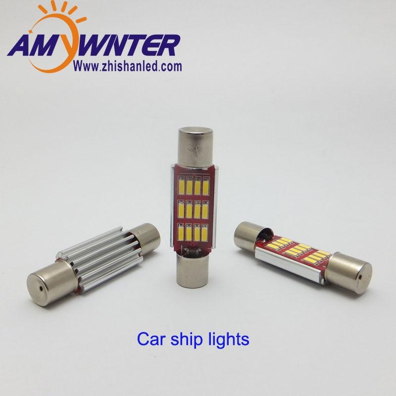 AMYWNTER c5w πλήρωμα κοπής φώτα - Φώτα αυτοκινήτων - Φωτογραφία 1