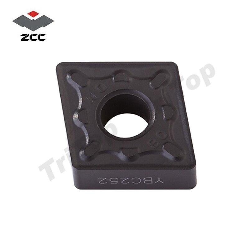 ZCC LÕIKESEADMED CNMG120408 -DM YBC252, ZCC.CT cnmg tüüpi - Tööpingid ja tarvikud - Foto 3