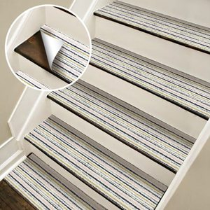 Image 2 - Etiquetas quentes da escada das etiquetas da parede, etiqueta do assoalho de diy, apropriado para o banheiro, cozinha, escada etc. Ambiental Proteger