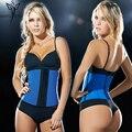 Mulheres slimming body shaper cintura cincher látex trainer parte superior do espartilho 9 ossos de aço da cintura corselet corpetes e espartilhos shapewear
