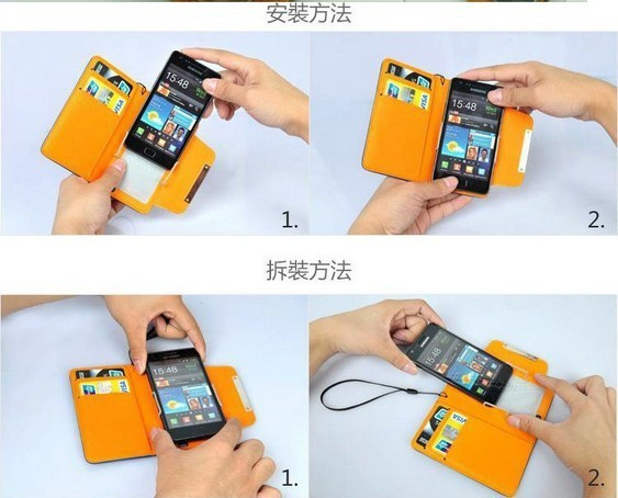 1piece PU Leather Case Cover For ZOPO ZP100 ZP500 smart Cell Phone , cheap price