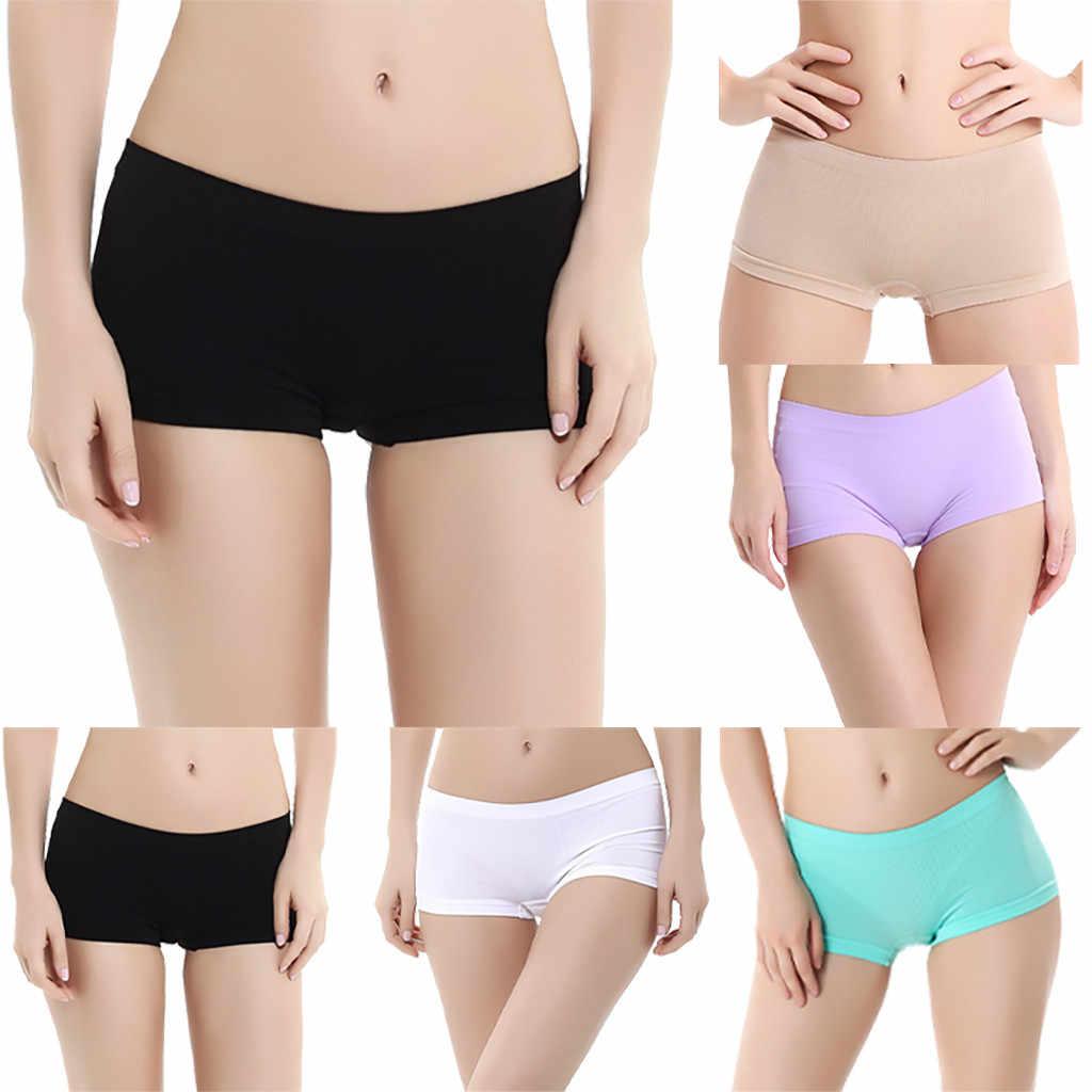 Shorty Femme Women Underwear Sexy Purple