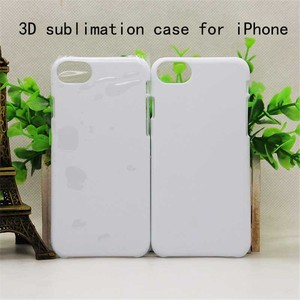 Image 2 - 3D Sublimation Case For iPhone 6S 6 7 8 Plus X XR XS Max 11 12 pro max SE 2020 Blank Printed Cover 10pcs Wholesale dropship