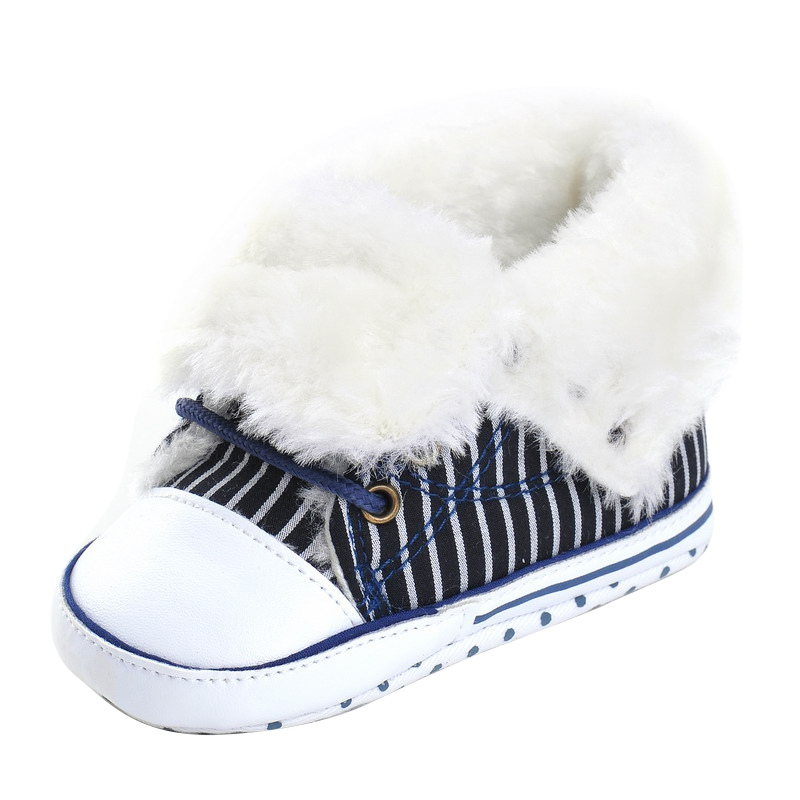 2018 Sweet Cute Newborn Baby Boys Girls Winter Boots Baby Shoes Soft Baby Toddler Children Shoes 0-12M S2