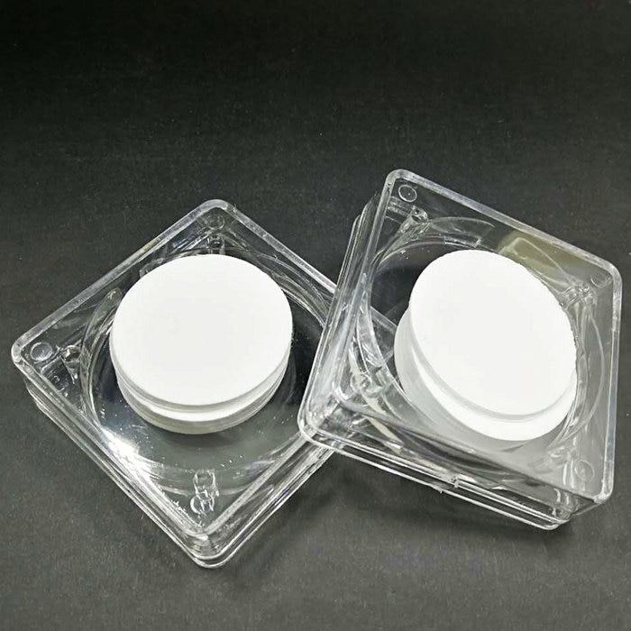 50pcs/lot PVDF Microfiltration Millipore Membrane in Filter Diameter 50mm Pore size 0.22/0.45um 50pcs lot [50pieces lot] hd7406p dip14