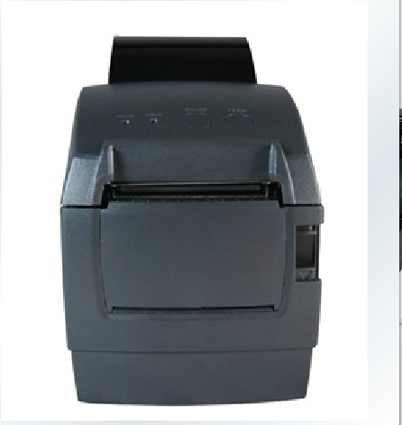 1PCS thermal printer thermal barcode sticker print label printer with USB and RS232 interface 203dpi DT-2120T 58mm label barcode printer with direct thermal label and adhesive sticker pritner usb gp2120t for coffee store