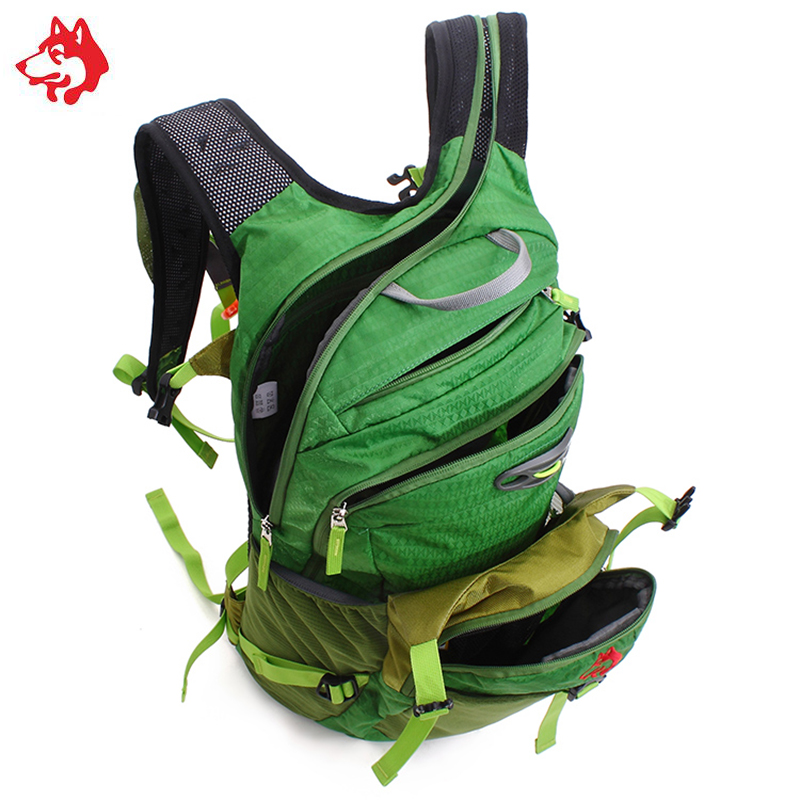 30L Unisex Outdoor Sport Cycling Hiking Camping Travel Backpack Bags Waterproof Nylon Camping Trekking Bacpacks Rucksack Bag 30l professional ipx6 waterproof climbing bags camping hiking outdoor sport backpack trekking bag riding cycling travel knapsack