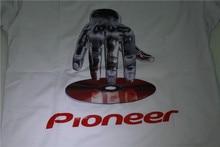 Amazing Pioneer PRO DJ zip-up hoodie