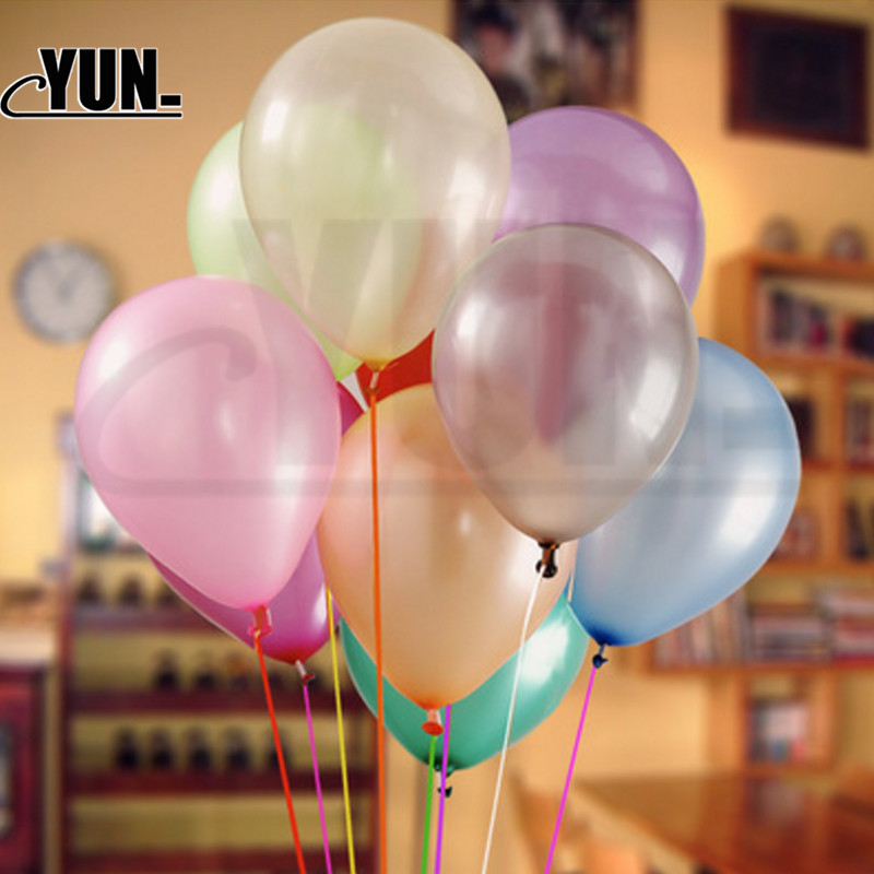 50Pcs Mixed Balloons Birthday Party Decoration Kids Adult Balloon Air Ball Birthday Ballon Decoration Baloon 5D (32)