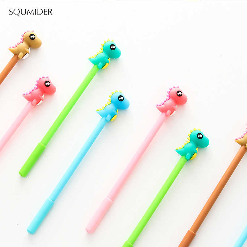 SQUMIDER 0,5mm Cartoon Kreative Lustige Monster Gel Stift Schule Tinte Stift Büro Schriftlich Schule Schreibwaren Versorgung Förderung Geschenk