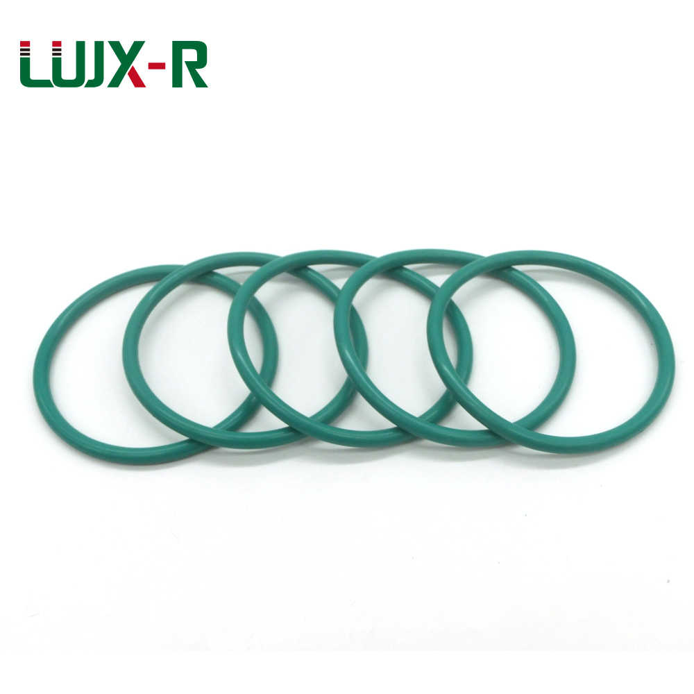 10pcs Heat Oil Resistant 3.1mm NBR Nitrile O-Ring Rubber Sealing Ring 50-200mm
