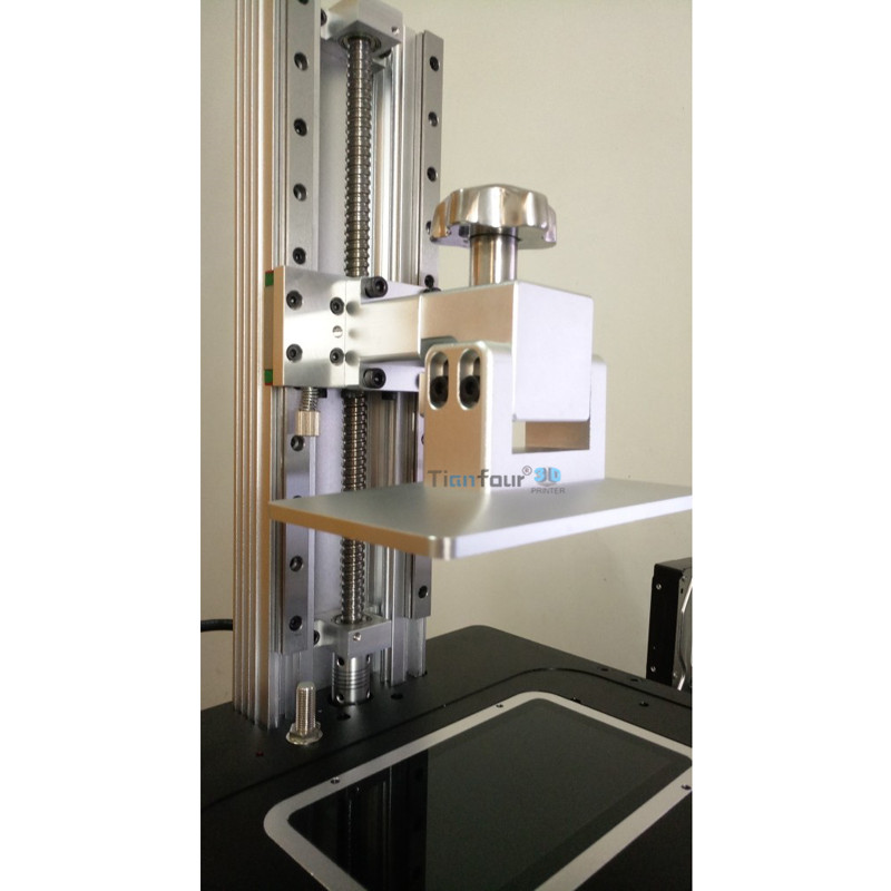 Tianfour nouveau x-cure V3 lumière durcissement UV SLA/LCD/DLP 3D imprimante 2 k avec haute précision bijoux dentisterie pièces de précision - 5