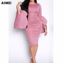 Bodycon Dress Party Wear Classy Women Evening Clubwear Slim Sexy Tight  Vestido Pink White Purple Femme 06fce7ae803e