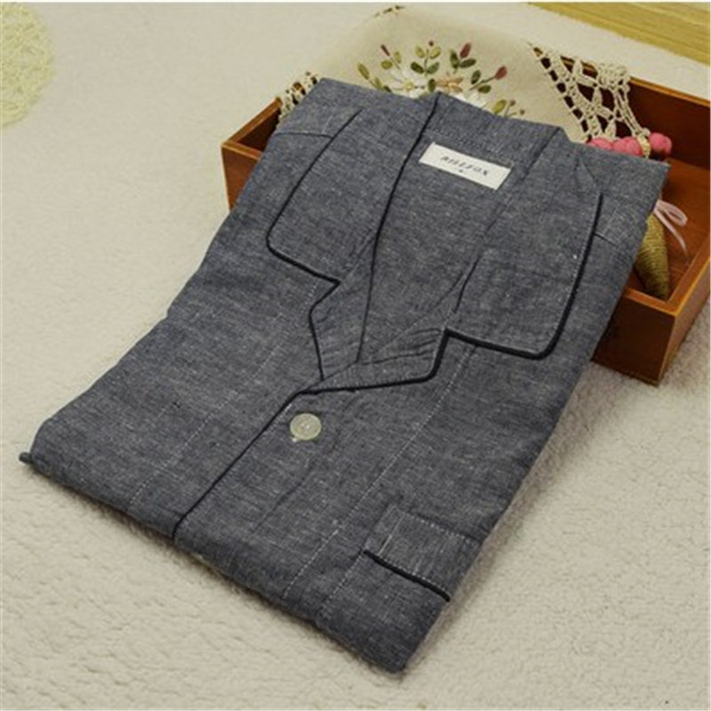High Quality Men Cotton Pajamas Promotion-Shop for High Quality ...