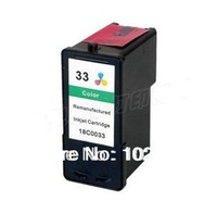 1PK Ink Cartridge For Lexmark 33 18C0033 For P315 X5270 X5400 X7170Printer