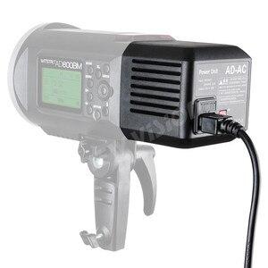 Image 5 - Godox AD AC AC Power Unit แหล่งอะแดปเตอร์สำหรับ AD600B AD600BM AD600M AD600 SLB60W SLB60Y