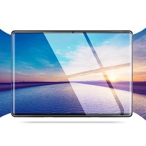 Image 3 - 2019 128 GO 7000mAH Android 9.0 2.5D Verre Écran Tablette pcs 10.1 pouces 3G Téléphone tablette PC 8 Octa Core RAM 6 GO tablettes enfants FM GPS