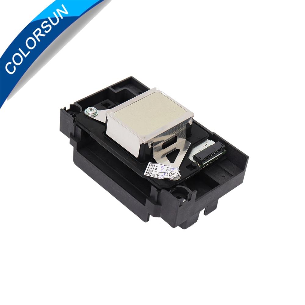 D'origine tête d'impression Pour Epson T50 R290 A50 TX650 P50 PX650 PX660 RX610 tête d'impression pour Epson L800 F180000 tête D'impression