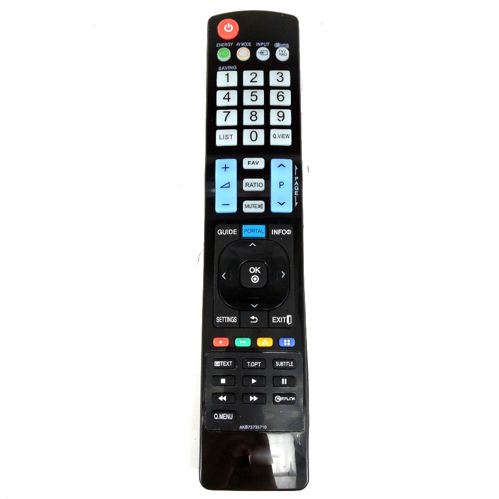 NEW Controle Remoto for LG TV LED plasma AKB73735710 Akb73735710 TV Fernbedienung Free shipping