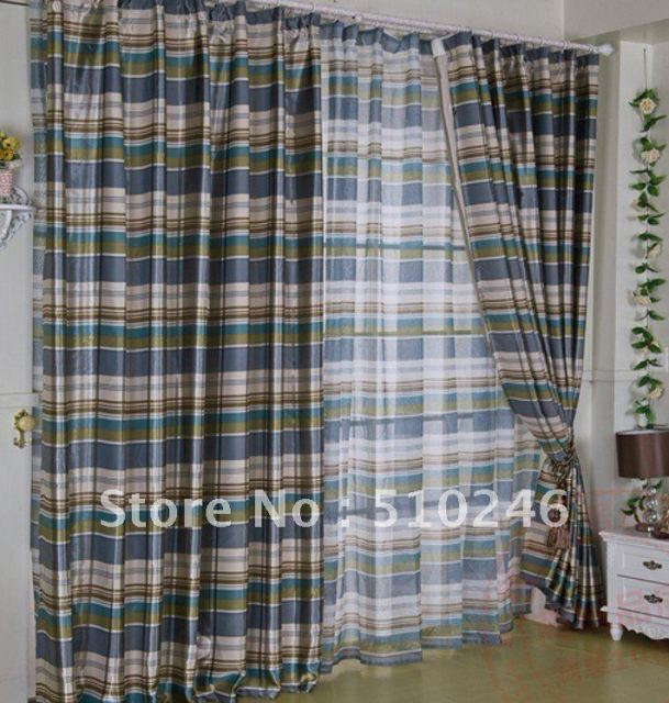 new arrival free shipping customized modern printed home decoration window blackout fabric drapery curtain