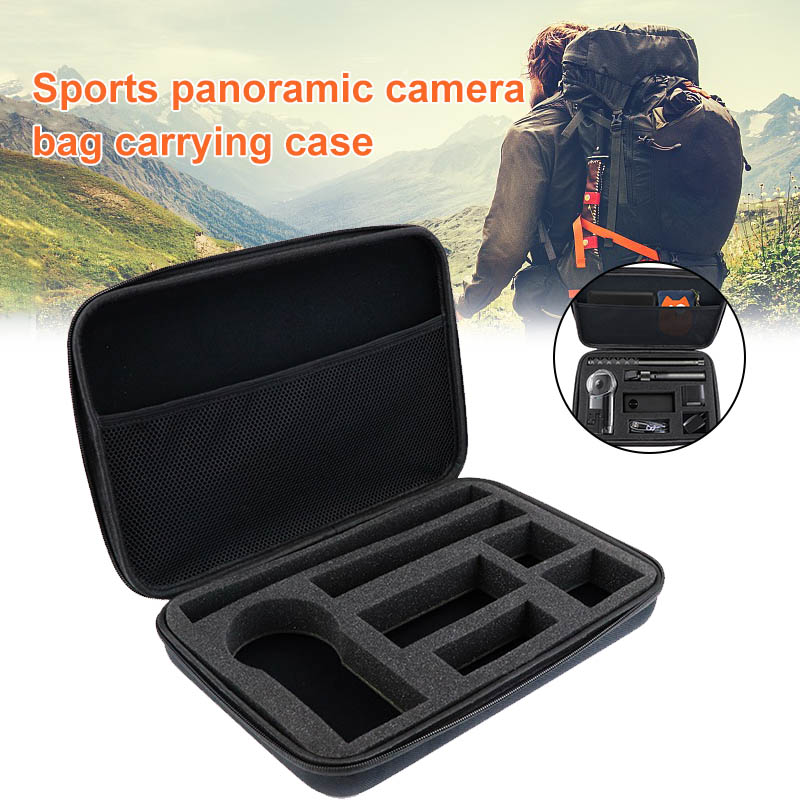 2019 Multifunctional Carrying Case Waterproof Shockproof Storage Bag for Insta360 ONE X ALS882019 Multifunctional Carrying Case Waterproof Shockproof Storage Bag for Insta360 ONE X ALS88