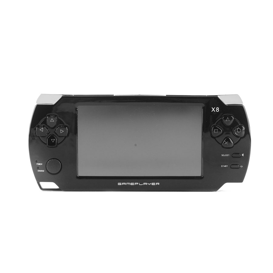 где купить 4.3 inch Touch Handheld Game Console 8GB MP3 MP4 Player Portable Video Game Console With Free Games Ebook Camera Support TF Card дешево