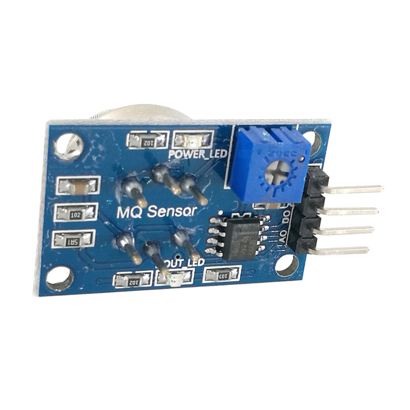 Image 5 - MCIGICM MQ135 MQ 135 Air Quality Sensor Hazardous Gas Detection Module Hot sale-in Integrated Circuits from Electronic Components & Supplies