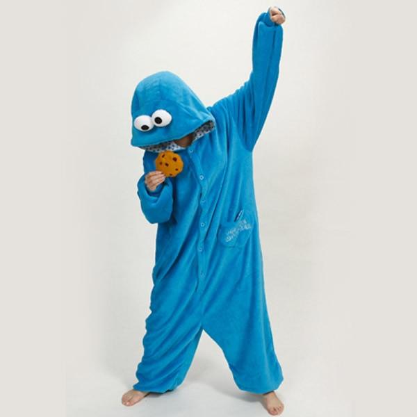 Online Shop 2013 adult funny pajamas sleepwear ocellus Sesame ...