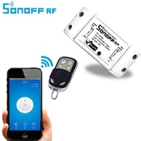 433Mhz Sonoff RF WiFi Wireless Smart Switch Home With RF Receiver Remote Control Smart Timing Switch