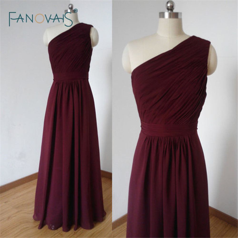 Different Color and Style FANOVAIS Bridesmaid Dresses Sexy