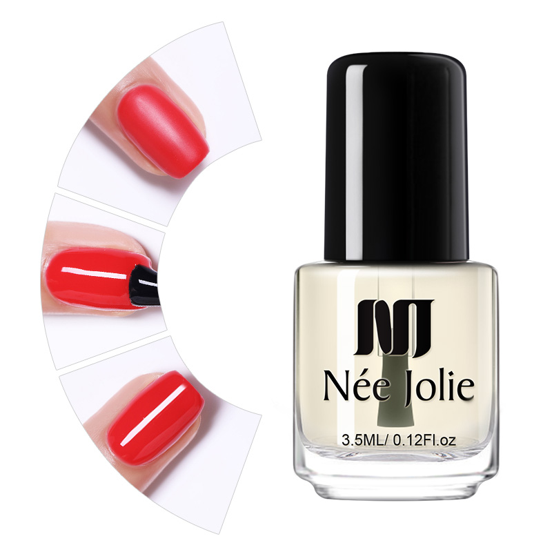 nee jolie base coat top matte